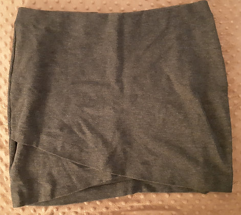 H&M Grey Skirt (Size L)