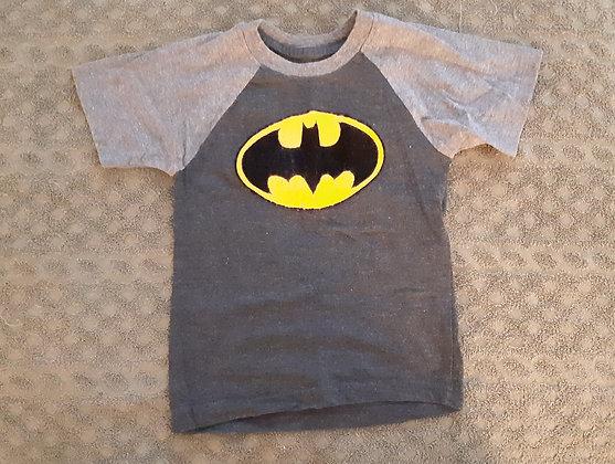 Batman Logo Grey