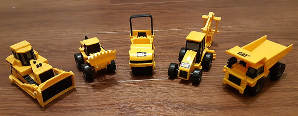 CAT Construction Vehicles