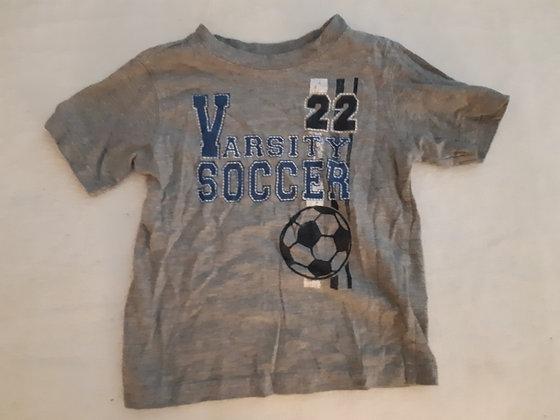 Varsity Soccer Grey
