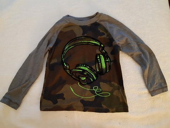 Arizona Jeans Camouflage Headphone