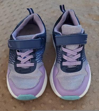 Purple & Black Sparkle Runners