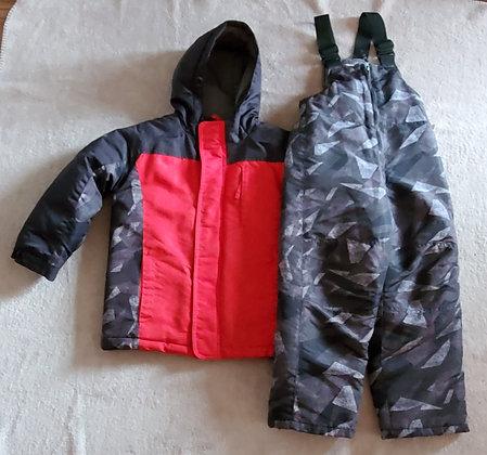 Hot Paws Snowsuit