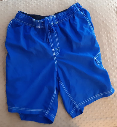 Champions Blue Swim Shorts (Size M)