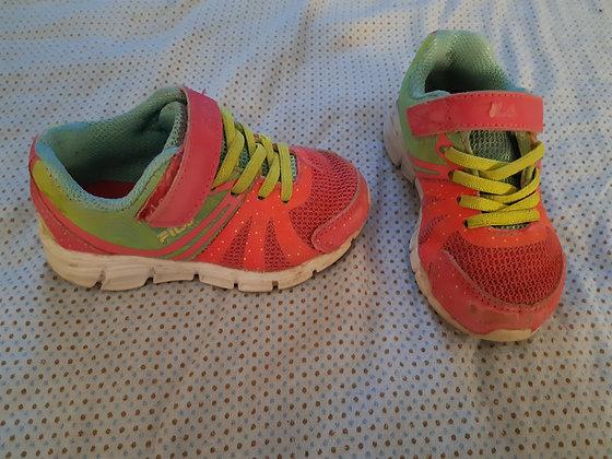 Fila Pink Sneakers
