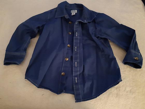 Old Navy Blue Dress Shirt