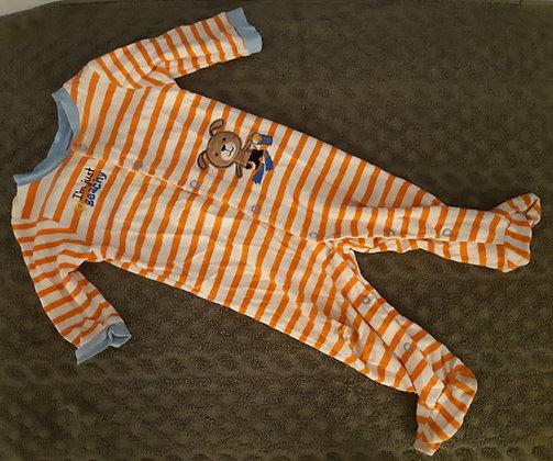 Carter's Dog Orange Striped
