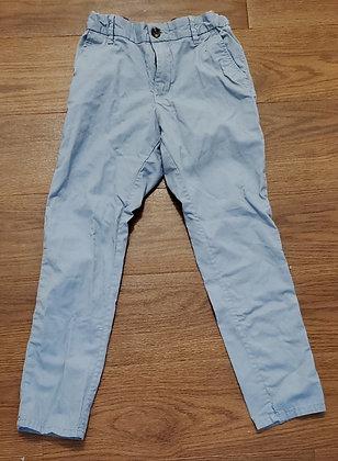 H&M Light Blue Pants (Size 7)