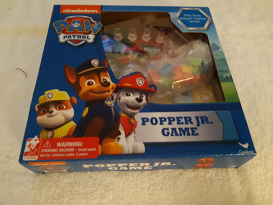 Paw Patrol Popper Jr. (Sorry)