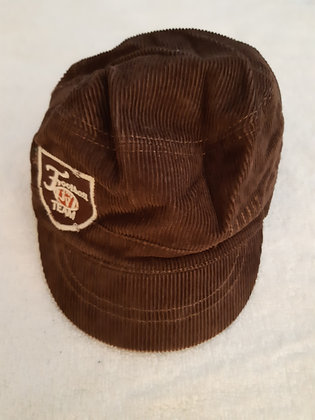 Children's Place Brown Cord Hat