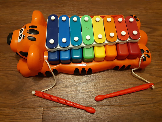 Tiger Xylophone