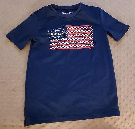 GAP Navy Swim Shirt Size 6