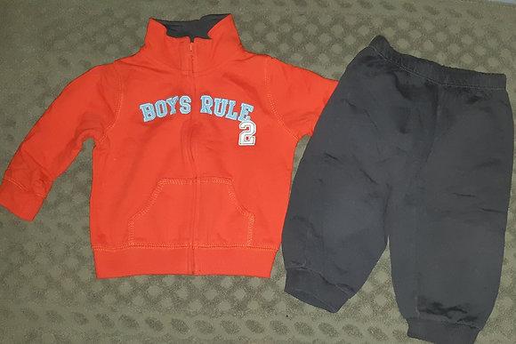 Carter's Boys Rule Set