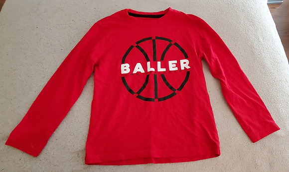 George Baller Red