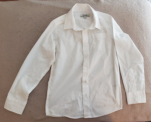 George White Dress Shirt