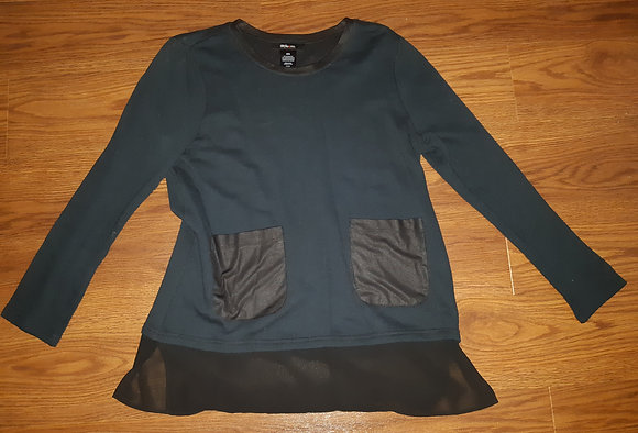 Style & Co Navy (Size M)