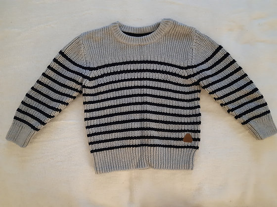 Mexx Blue Striped