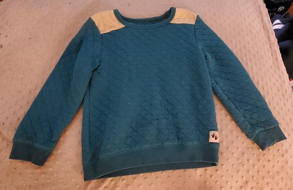 Carter's Green Sweater