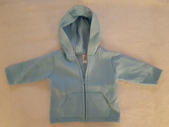Light Blue Hooded