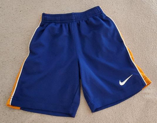 Nike Blue & Orange Shorts