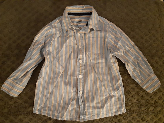 Joe Fresh Striped Dress Shirt