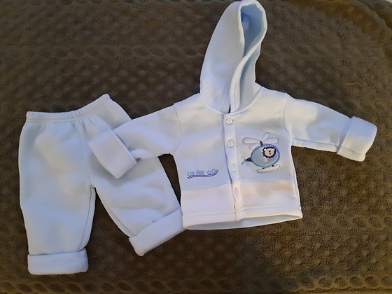Baby C Fleece Set