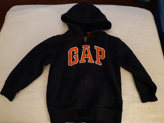 GAP Logo Navy & Orange