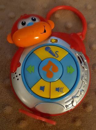 Infantino Musical Monkey