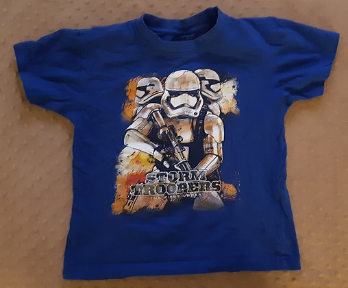 Star Wars Storm Trooper Blue