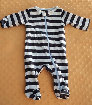 Carter's Blue Stiped Pyjamas