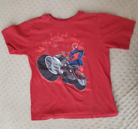 Disney Spiderman Motorcycle