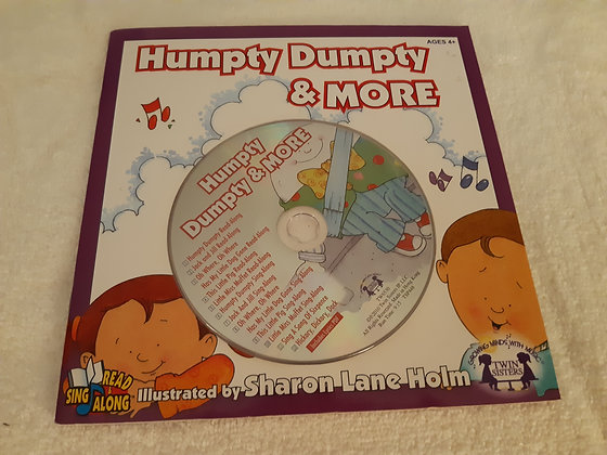 Humpty Dumpty & More (with CD)