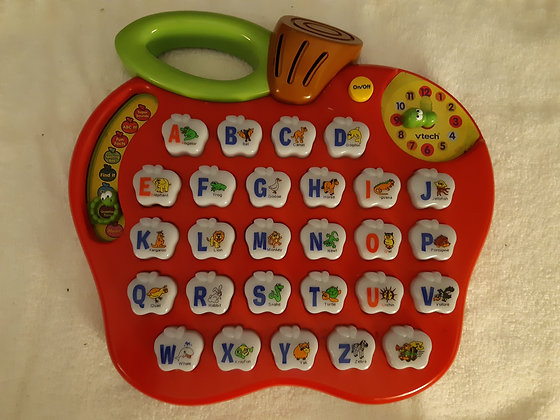 Vtech Alphabet Apple Learning Educational Toy