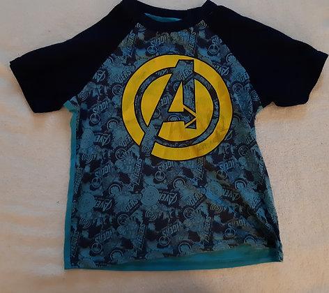 Marvel Avengers Blue
