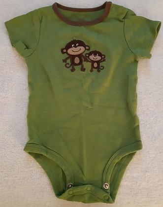 Carter's Monkey Green