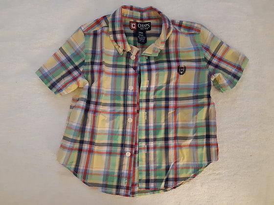 Polo (Chaps) Plaid Dress Shirt
