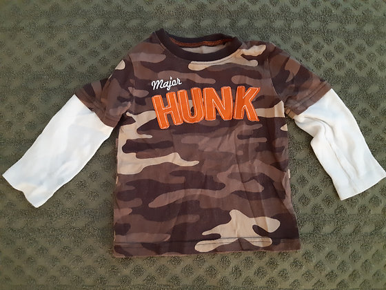 Carter's Hunk Camouflage