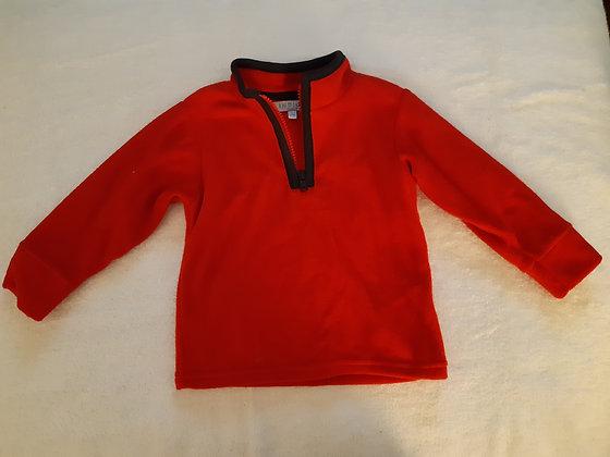 Indigo Collection Red Fleece