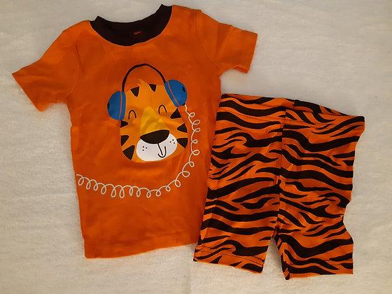 Jumping Beans Tiger Orange