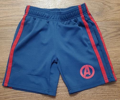 Marvel Avengers Shorts (Size 5)