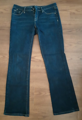 Mossimo Mid-Rise Bootcut (Size 6)