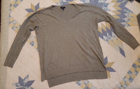 GAP V-Neck Grey - Size M