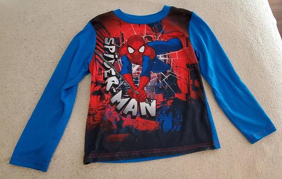 Spiderman Long Sleeve