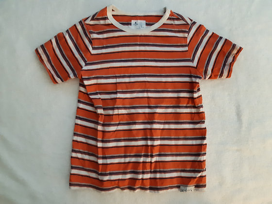 GAP Orange Striped