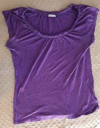 Old Navy Purple T-Shirt (Size M)