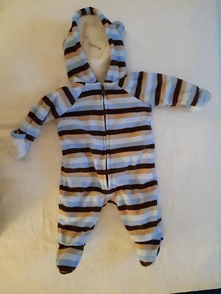 Joe Fresh Striped Fleece