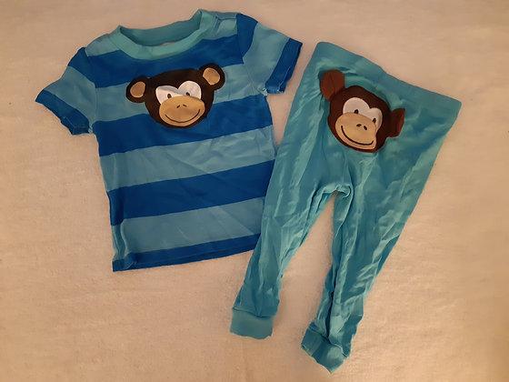 Children's Place Monkey Striped