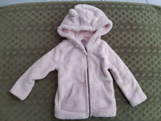 Carter's Pink Fleece