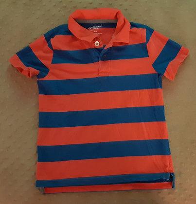 Arizona Jeans Blue & Red Stripes