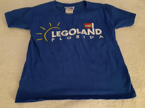 Lego Land Blue